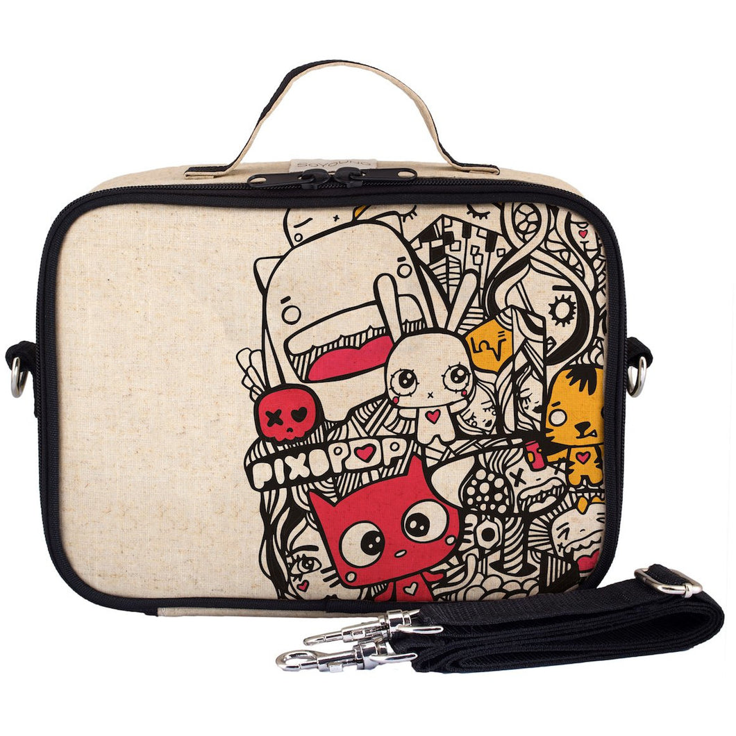 So Young Insulated Lunch Bag - Pixopop Pishi