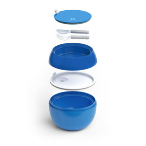 Bentgo Insulated Bowl - Blue