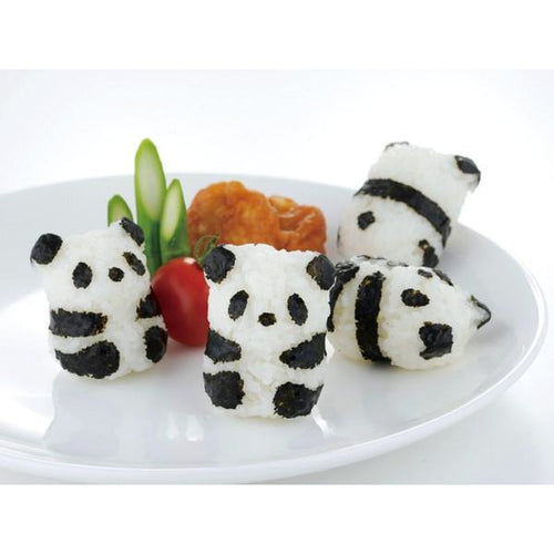 Panda Rice Mould Set