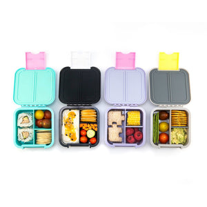 Bento Two & Five Lunchbox Divider - Black