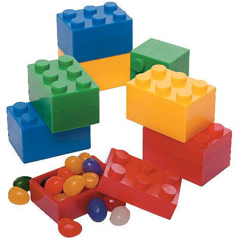 Brick Treat Box