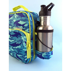 Bentology - Shark Camo Lunch Bag
