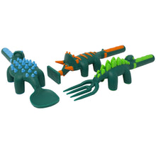 Load image into Gallery viewer, Constructive Eating - Dinosaur 5 Piece Set