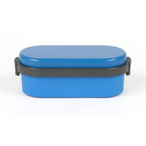 Gel Cool Dome Medium Bento Box with Freezeable Lid - Homard Blue