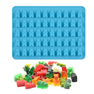 Mini Bear Silicone Tray
