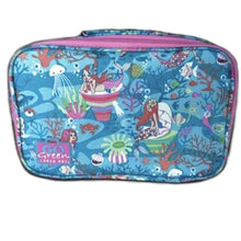 Load image into Gallery viewer, Go Green Original Lunch Box Set - Mermaid Paradise