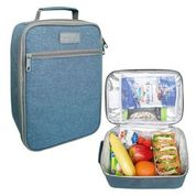 Sachi Insulated Lunch Tote - Blue