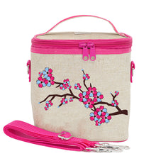 Load image into Gallery viewer, So Young Cooler Bag - Cherry Blossom