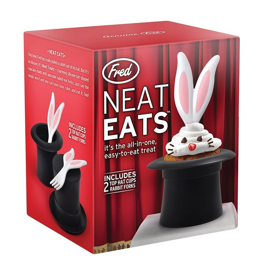Magic Neat Eats (Set of 2 Cups & Forks) REG $20
