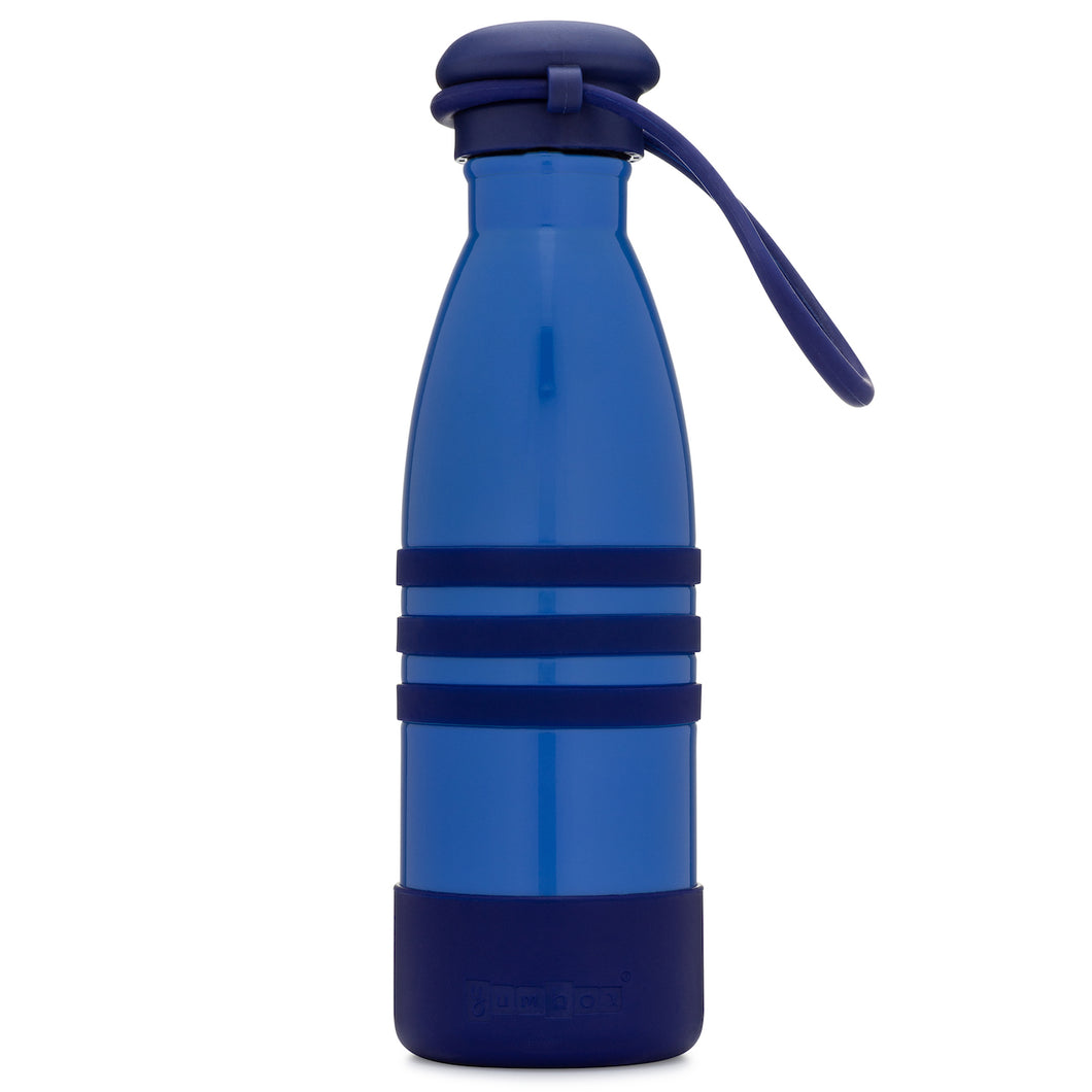 Yumbox Aqua Insulated Drink Bottle- Ocean Blue