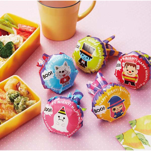Haunted Party Wrap & Rice Ball Sheets