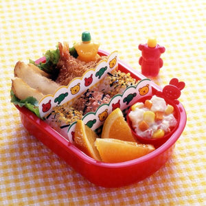 Trio Animal Lunchbox Dividers