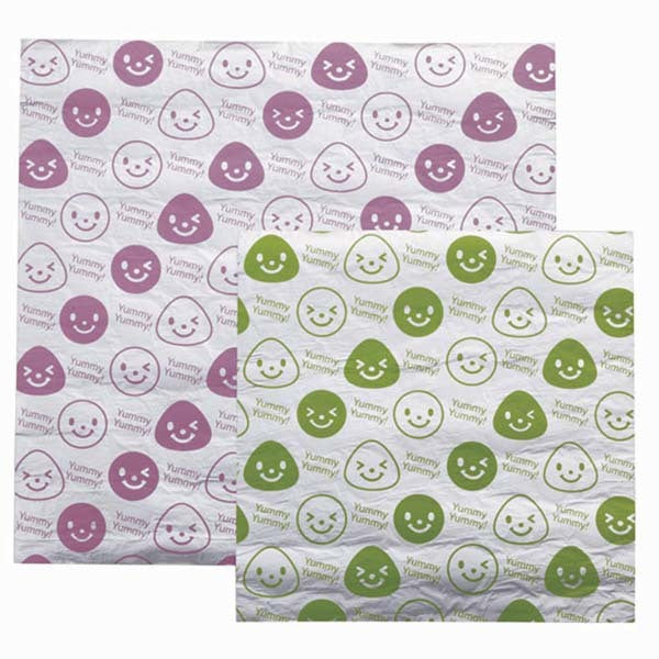 Smile Sandwich & Rice Ball Sheets