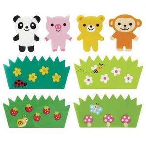 Hide & Seek Lunchbox Dividers