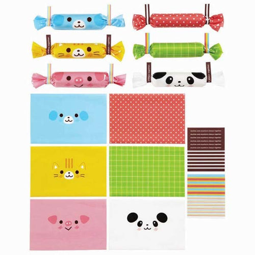 Animal Wrap Sheets