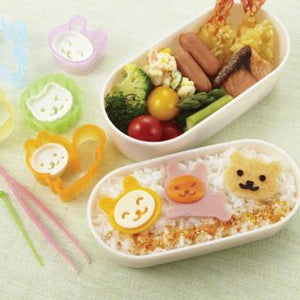 Animal and Face Cutter Set