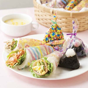 Colourful Wrap & Rice Ball Sheets
