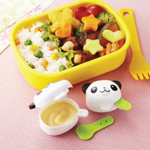Load image into Gallery viewer, Panda Condiment and Dip Containers (2 Pack)