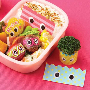 Eyes Lunchbox Dividers