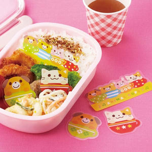 Tea Cup Animal Lunchbox Dividers