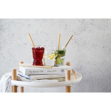 Load image into Gallery viewer, Ever Eco Bamboo Reusable Straws - 4 Pack with Brush