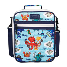 Load image into Gallery viewer, Sachi Insulated Lunch Tote - Pirate Bay