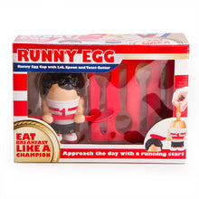 Load image into Gallery viewer, Runny Egg Cup & Toast Cutter Set