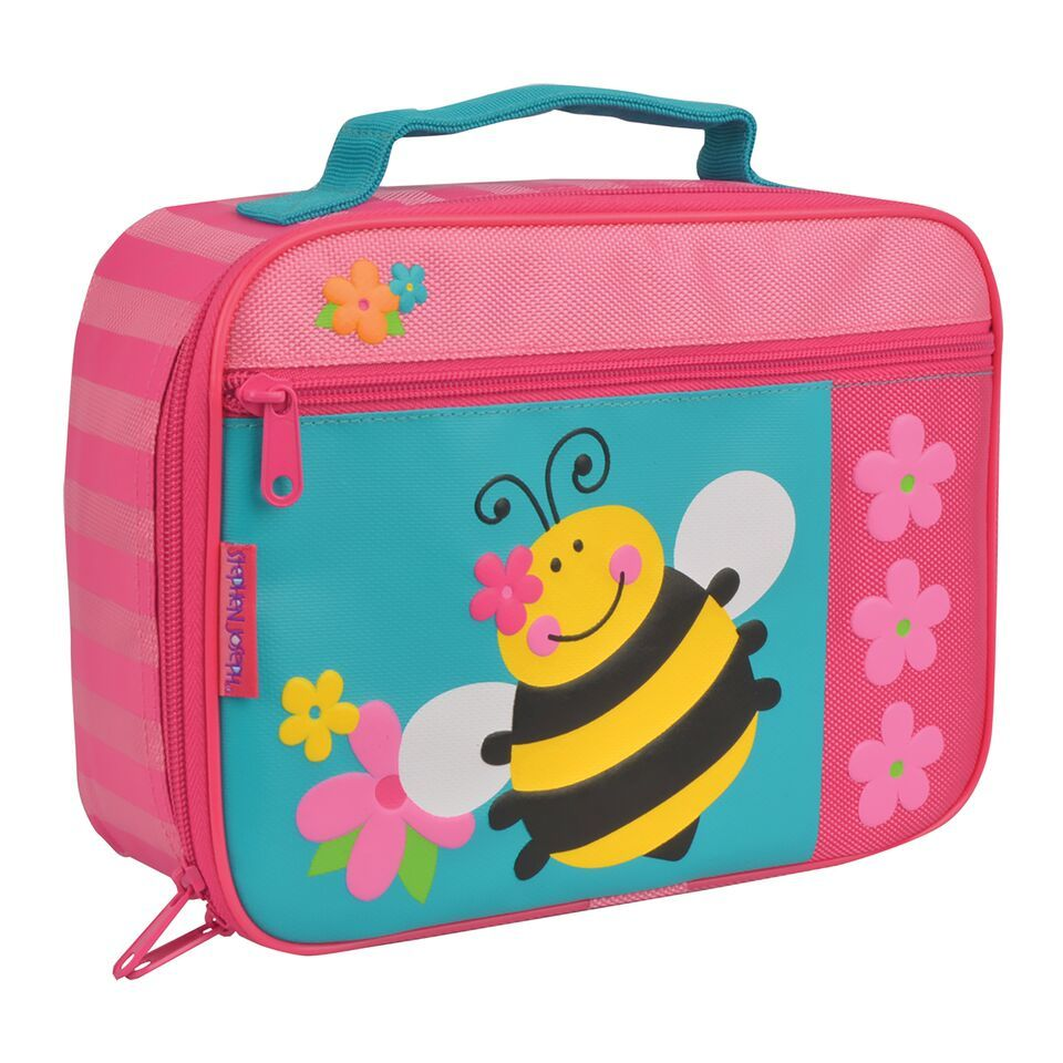 Stephen Joseph Lunch Box/Bag - Bee
