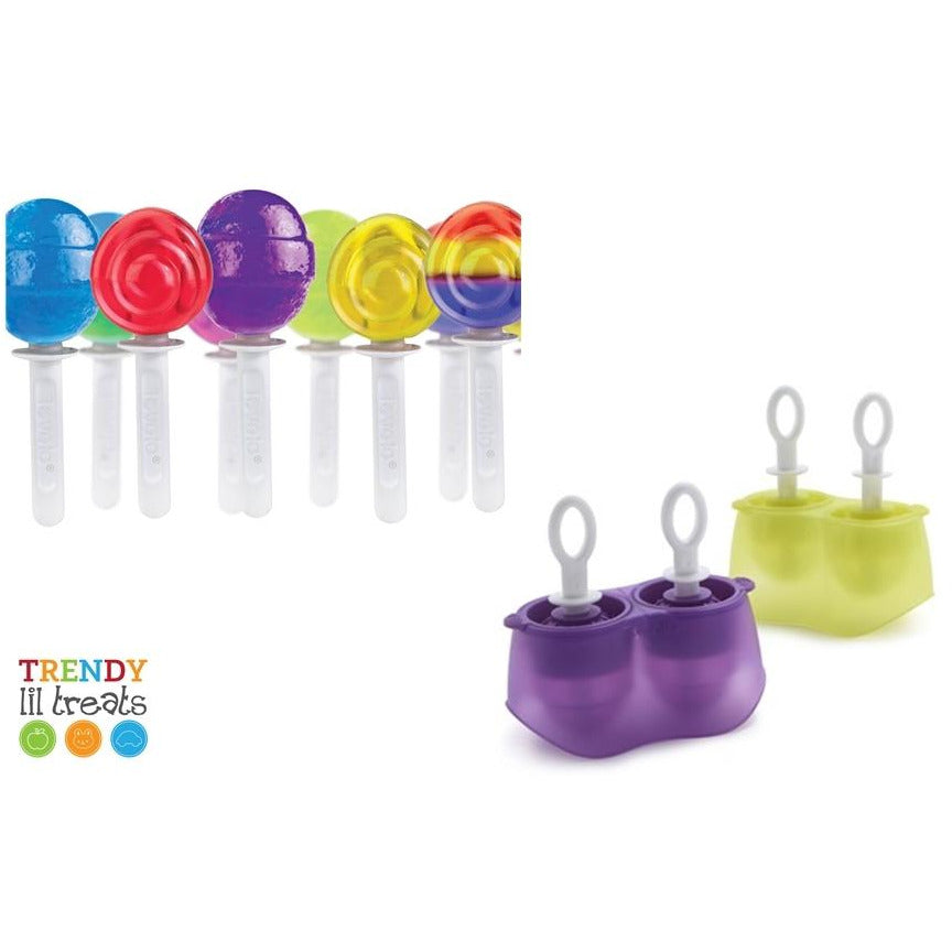 Tovolo Lollipop Ice Pop Moulds