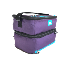 Load image into Gallery viewer, Arctic Zone Dual Compartment Lunch Bag - Logan