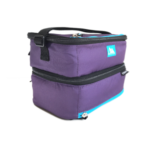 Arctic Zone Dual Compartment Lunch Bag - Logan