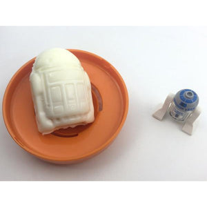 Star Wars Egg Mould - C-P3O (Yellow Mould)