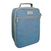 Load image into Gallery viewer, Sachi Insulated Lunch Tote - Blue