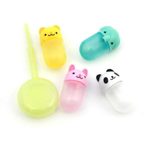 Animal Mini Sauce Bottles - 4 Pack