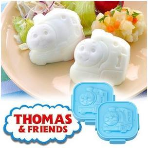 Thomas & Friends Egg Moulds