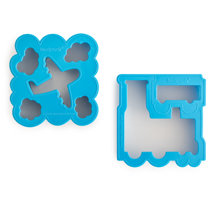 Lunch Punch Sandwich Cutters Transit - 2 Pack