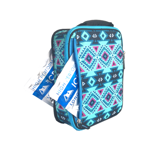 Arctic Zone Expandable Lunch Bag - Aztec