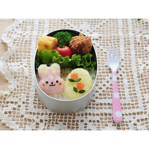 Bunny & Egg Mini Rice Mould Set