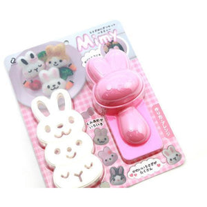 Bunny Rice Mould Set