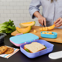 Load image into Gallery viewer, Zoku Neat Bento Junior - Pink/Purple