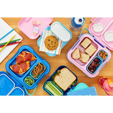 Load image into Gallery viewer, Zoku Neat Bento - Blue