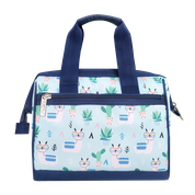 Load image into Gallery viewer, Sachi Insulated Lunch Bag - Drama Llamas