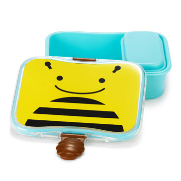 Skip Hop Zoo Bento Lunch Kit - Bee