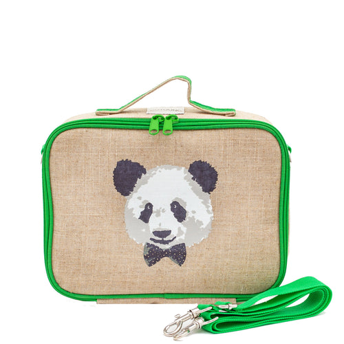 So Young Insulated Lunch Bag - Monsieur Panda