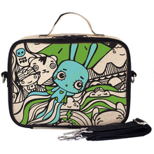 Load image into Gallery viewer, So Young Insulated Lunch Bag - Pixopop Bunny