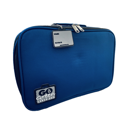 Go Green Original Lunch Box Set - Blue Bomber