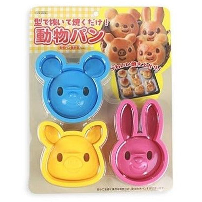 Animal Bread Mold & Cutter