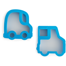 Load image into Gallery viewer, Lunch Punch Sandwich Cutters Drive - 2 Pack