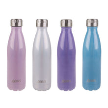 Load image into Gallery viewer, Oasis Stainless Steel Insulated Drink Bottle 500ml - Lustre Pearl
