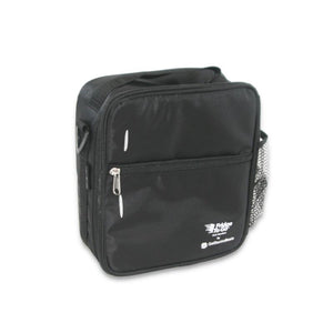 Fridge To Go Medium Lunch Bag Black